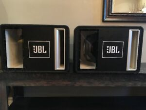 JBL Grand Touring Series GTO1204BP with Sony XM-2200GTX