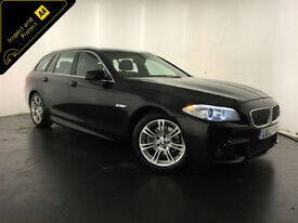 2013 BMW 520D M SPORT AUTO ESTATE DIESEL 1 OWNER SERVICE HISTORY FINANCE PX