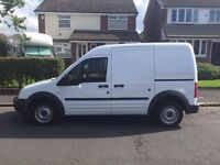 2010 FORD TRANSIT CONNECT 90 T230 HIGH TOP 49K NO VAT