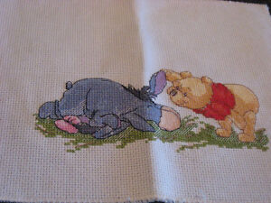 Pooh and Eyore