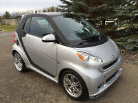 2008 Smart Fortwo BRABUS EDITION Coupe!