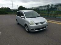 2020 Toyota Sienta 7 SEATER 2007 IMPORTED Hatchback Petrol Automatic