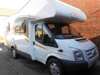 2013 AUTO-TRAIL TRIBUTE T620 SPORT 4 BERTH CENTRE DINETTE MOTORHOME FOR SALE