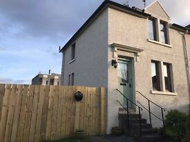 Two Bedroom Semi-Detached House in Tain