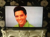 "40"" SONY FULL HD LED TV with FREEVIEW"