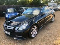 2012 Mercedes-Benz E Class E250 CDI BLUEEFFICIENCY SS SPORT Auto Coupe Diesel Au