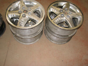 GOOD CONDITION 16 INCH RIMS