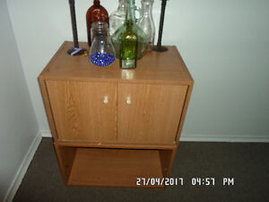 Small Pantry/Microwave stand for sale