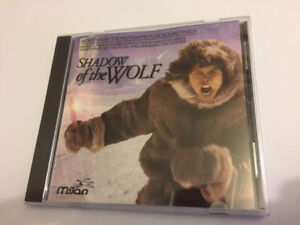 SHADOW OF THE WOLF (Maurice Jarre) 1993 Agaguk OST