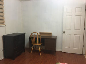 Fully furnished room in a separate unit near University Kitchener / Waterloo Kitchener Area image 3