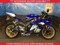 YAMAHA R6 YZFR6 YZF R6 R6R LOW MILEAGE ONLY 2923 ONE OWNER 2008