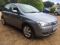 2005 Vauxhall Corsa Breeze 1.2 Automatic, Full MoT, **ONLY 28K MILES** Full Service History