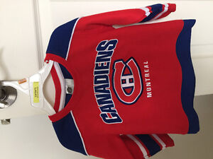 Official Habs jersey grandeur 24 mois. Condition excellent