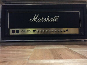 Marshall JCM 900 100 Watt Head Model 4100