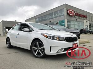2017 Kia Forte SX | New Car | Navi | Sunroof | Leather | HTD/CLD