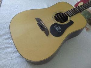 Alvarez MD90 Acoustic Guitar & Case