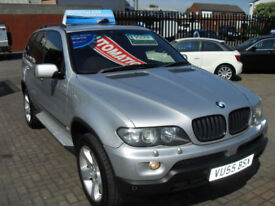 BMW X5 3.0d auto 2005 Sport