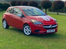 2016 Vauxhall Corsa 1.4L STING ECOFLEX 3d 74 BHP Hatchback Petrol Manual