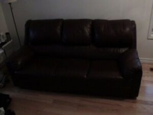 Leather Couch Buy And Sell Furniture In City Of Toronto