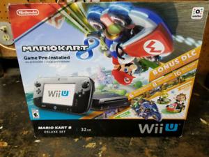 Wii U Mario Kart 8 Edition