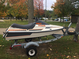 Great condition 1989 Yamaha Wave Runner