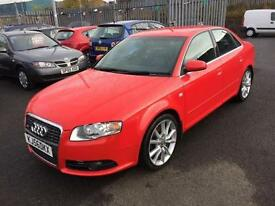 2006 Audi A4 2.0 TFSI S Line Special Edition Quattro 4dr