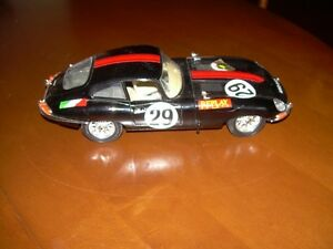 1961 Jaguar E die cast