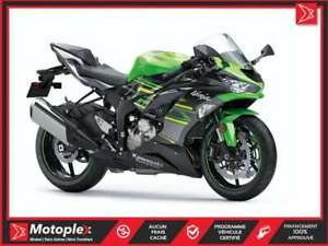 2019 Kawasaki Ninja ZX-6R ABS Kawasaki Racing Team Edition