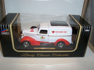 Canadian Tire Die Cast Collectors Truck-- 2017-- Limited amount