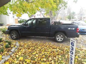 2006 Dodge Dakota 4x4 V8 QuadCab *Dernier Prix*