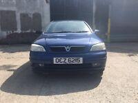 2003 Vauxhall Astra 1.6 SXI 5 Door Hatchback ***EXCELLENT RUNNER***
