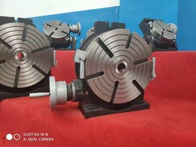 14 Horizontal Vertical Rotary Table - New