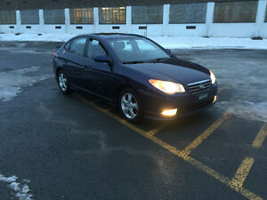 2009 Hyundai Elantra Sport Berline 2.0L 4cylinder Fully Loaded