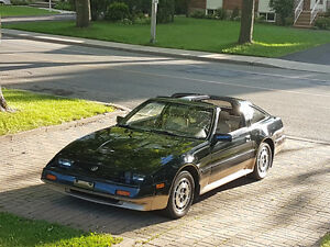 Two-tone T-Top 1986 Nissan 300ZX