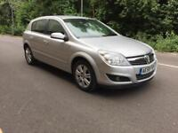 Vauxhall Astra 1.8i 16v 140ps Design Low miles 43 k 12 moths mot £1899