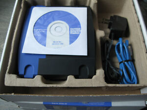 Linksys EtherFast Cable/DSL Router with 4-Port Switch Cornwall Ontario image 2