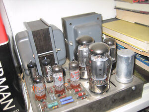 Two Dynaco Mk3 / Audio Research M60 and PAS3 preamp Kitchener / Waterloo Kitchener Area image 1