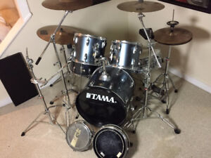 TAMA Swingstar 5-piece with all the gear!