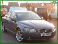 2008 (58) Volvo S80 2.4 D SE Lux Geartronic