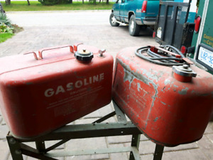 Gasoline Tanks for Outboards