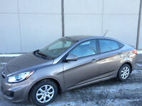 HYUNDAI ACCENT GLS 68000 kms, HEATED SEATS, EXCELLENT SHAPE