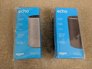 Amazon Echo 2nd Generation (latest)  BNIB