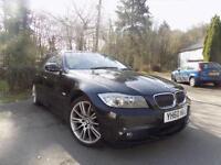 2010 BMW 3 SERIES 325D M SPORT SALOON DIESEL