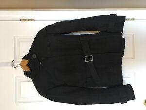 Ladies Alpinestar motorcycle jacket size medium