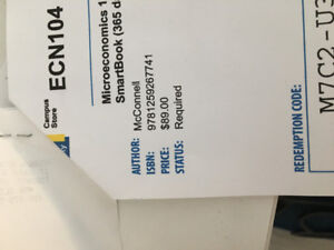 Ryerson Ecn104 Access code