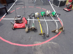 1Lawnmowers and trimmers $35 each Kitchener / Waterloo Kitchener Area image 2