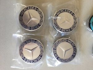 Mercedes Benz Center Caps OEM made in germany