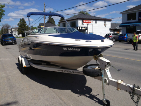 Used 2007 Sea Ray Boats 195 Sport