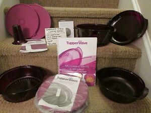 BNIP Tupperwave Stack Cooker System by Tupperware