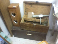 Grampa's Vintage Tool Boxes (box Only) P674